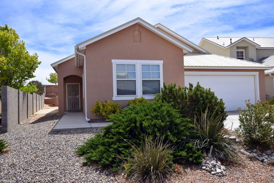 One Owner Single Level Artistic Home in the Los Milagros Neighborhood. Lots Of Amenities!!Open Floor Plan 3 Bedroom, 2 Bath. Refrigerated Air. Spacious Baths, Lots of Storage, Neutral Tone Carpet and Walls, Large Kitchen w/ Pantry, Dining Room, Finished Oversized 2 Car Garage, Large Walk In Closets, Separate Laundry, Metal Roof, Low Maintenance Xeri-scaped Yards, NO HOA, Moments to Los Milagros Park and Walking Trails, 2 miles from Star Center. Abrazo and Unser Area. Great Schools and Shopping. Come See This Wonderful Home. It Won't Last Long!!!