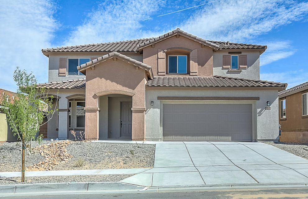 OPEN FOR SHOWINGS TODAY. Brand new, never lived in Pulte home located in Mirehaven. When you purchase a new Pulte home, you'll enjoy new appliances, flooring, windows, roof, A/C, tank-less water heater & more! There's room for the entire family in this Willowbrook home design. The first floor is complete with a guest bedroom & bath, gathering room, owner's suite & kitchen with cafe. Kitchen is designed with upgraded cabinets with crown molding, granite counters & Whirlpool(r) stainless appliances. Relax in the private owner's suite with spa-like bath. The second floor includes a large game room plus 4 additional bedrooms. More features include: wrought iron stair railings, cathedral ceilings & carpet and tile flooring. Spend time outdoors on the covered patio or roomy backyard.