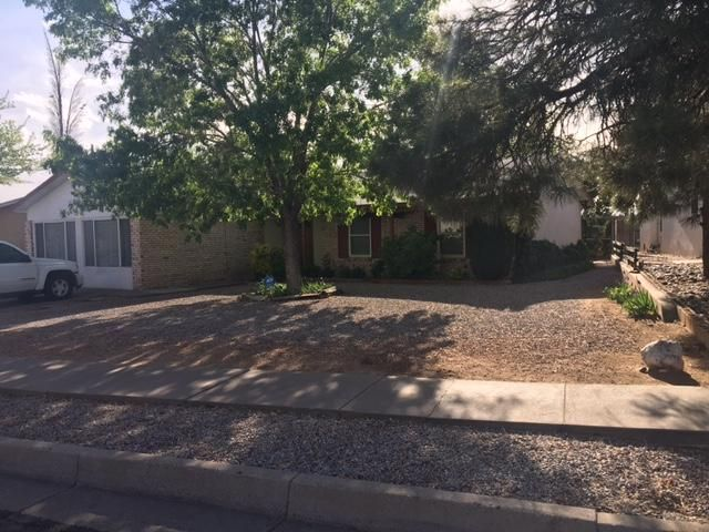 Don't miss out on this wonderful home with updated bathrooms, 3 BRS w/2 living areas or 4 bedrooms plus nice backyard.