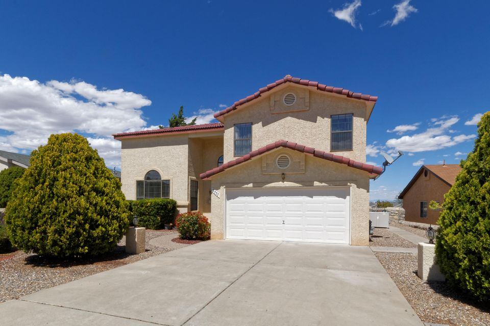 You are going to love this house! This spacious 2 story home is ready for a new owner. With new carpet and fresh paint, it really shines. You'll love the bright kitchen, 2 living areas and the mountain view from the family room. Plus, what a great neighborhood! The distinctive stone walls are not found anywhere else in the area other than Broadmoor. The large open patio is shaded in the late afternoon - great for summer entertaining. The high efficiency Mastercool unit will keep things cool inside. Be sure to include a tour of this home in your search. You'll be glad you did!