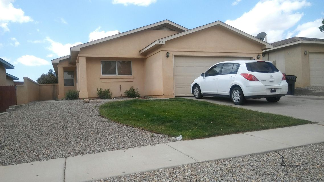 Nice kitchen with tile, mbr has walk in closet and a Fireplace in greatroom. backs to open space.  Nice home.