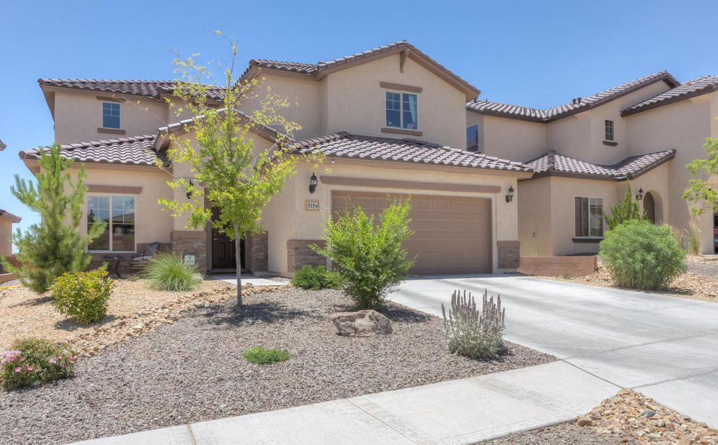 OPEN HOUSE, 06-18(SUN.), 1-4PM, Exceptional Home! Popular Sapphire floorplan with lots of upgrades! This light and bright home offers a gorgeous gourmet kitchen with stacked cabinets, granite counters, tile backsplash, large walk-in pantry, New gas stove with double oven and a beautiful island! Living room has clerestory windows and a custom gas log fireplace! Two bedrooms downstairs including the master room! Over $40,000 in backyard upgrades! Custom professional Built-in out door kitchen with a gas grill, refrigerator, cabinets, and bar area! Private and serene extended patio with an outdoor fireplace, mountain & city views! Backyard landscaping is meticulous! Door bell with built in camera.Why build when you get all this! Come back for a 2nd showing at night to see the city lights.