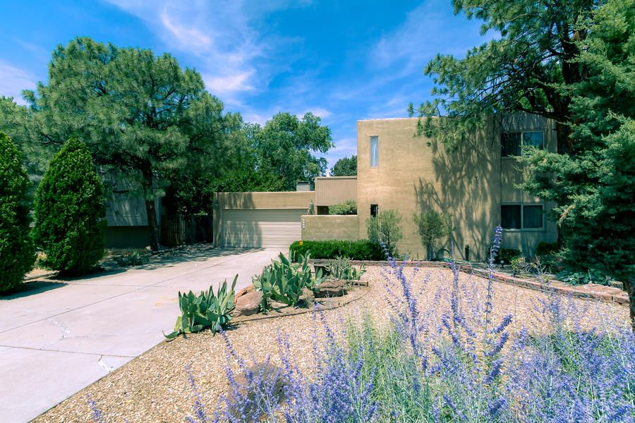 NEW PRICE-REDUCED $19,400- Sellers are ready to sell- Two Storie Pueblo style home in great location and neighborhood. Close to schools, shopping, interstate, hospitals, golf course, hiking and biking trails. Well maintained back yard with gunite swimming pool in relaxing surroundings.  There is also a swimming pool for HOA members at the Clubhouse. Front and back areas are low maintenance Southwest style.  OPEN HOUSE Saturday July 1, 2017 1:00 PM to 3:00 pm.