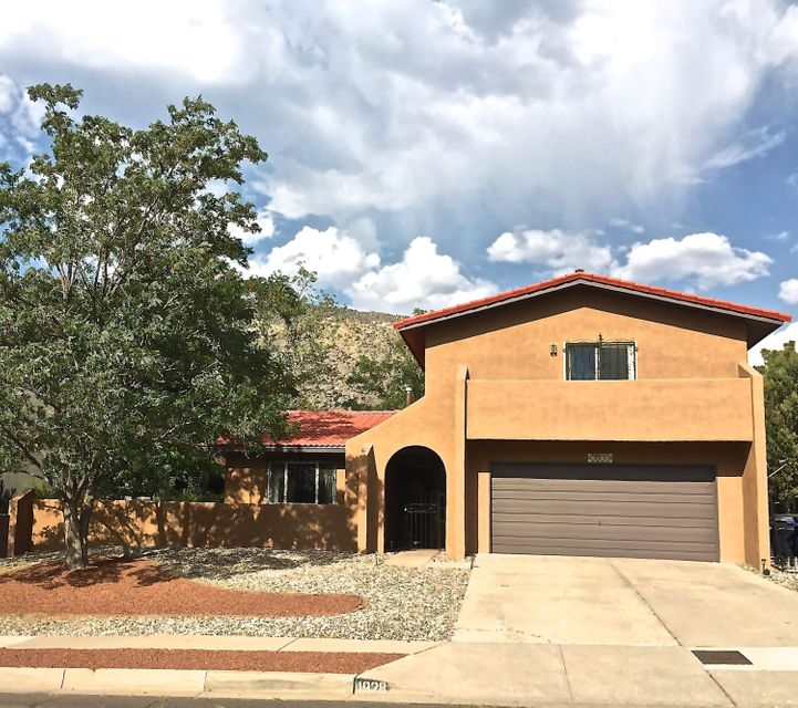 Owner/Broker:  Nestled in the foothills, this beautiful, 4 bedroom 3 bathroom home, has all the space you need to entertain your guests! Newer hot water heater (2015), newer dishwasher (2015), newer REFRIGERATED air (two units 2015), newer windows (2011), two living areas, wood burning fireplace, stainless steel appliances, reverse osmosis, Saltillo tile flooring and a large backyard!  Don't let this one get away, come see it today!