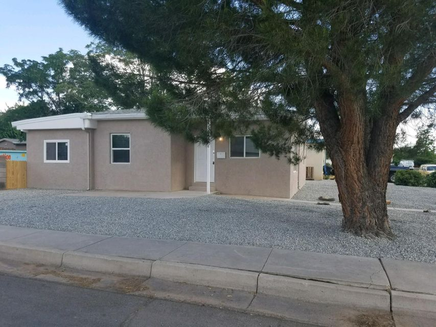 LOCATION! LOCATION! NE HEIGHTS CHARMER! Completely Updated and move in READY! Located on large corner lot , this 3 bedroom open floor plan with NO expense spared...Everything is NEW! Paint (inside & out) Heating & Cooling Combo Unit-Refrigerated Air, Tile, Wood flooring, Kitchen Cabinetry, Counter Top's, Stainless Steel Refrigerator, Microwave, Self-Cleaning Gas Range, Dishwasher, Disposal, Fixtures, Bathrooms, Newer Windows, Window Coverings, Doors. Close to schools and parks. This home is ready for New owners! Home Needs NO Preview! Buyers sure LOVE. OWNER FINANCIN AVAILABLE!