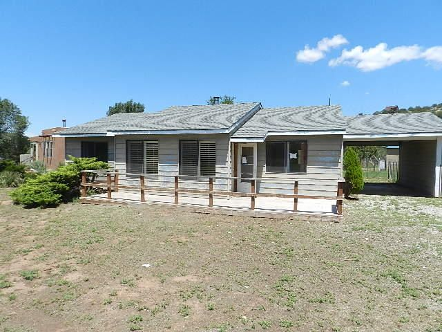 Cute mountain retreat! This property is located in the peaceful and serene East Mountains-the home has a well laid out floor plan and is ready for a new owner today.