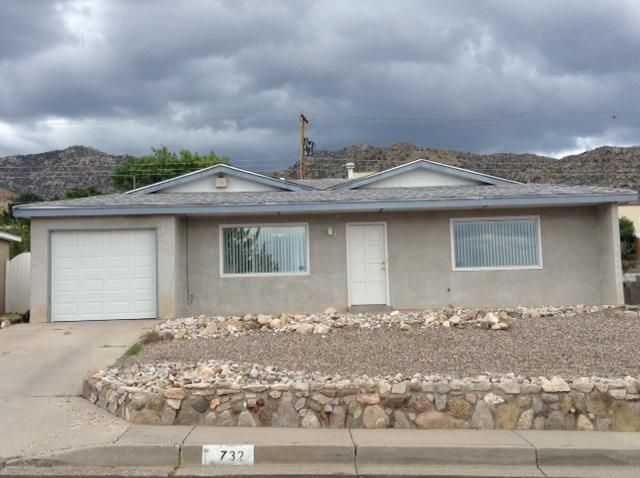 Great price in the Foothills with two living areas. Freshly painted throughout and ready for new owners. Washer, Dryer and refrigerator are included.