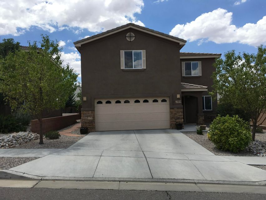 Everything you LOVE about Volterra but without the PID !Sweet Landscaped backyard with Mature Trees and Grass, 4 bed  3 bath home. Popular Vantage layout with Flex upstairs Loft area. Lots of Storage/2 Car Garage/ Refrig Air/ Minutes from KAFB  and nature trails.