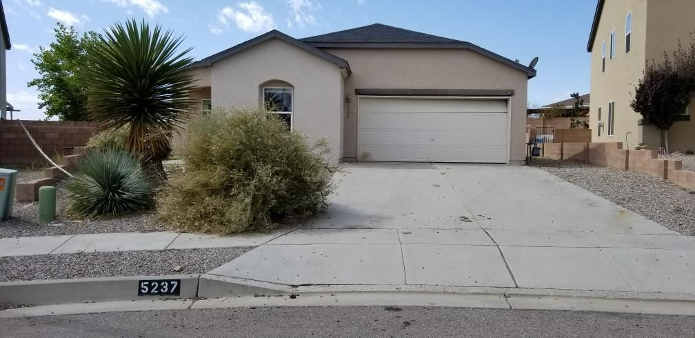 Come take a look at this diamond in the rough.  The home has such great potential with huge living area, open kitchen, 3 spacious bedrooms and 2 full bathrooms also has a pool and nice covered patio! Great backyard for entertaining. Priced well don't wait this home is priced great! Come take a look!