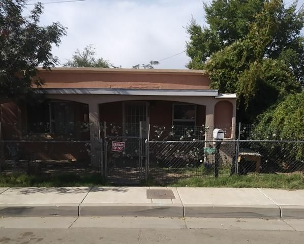 low low price on this handyman special. property been sold as is condition. no property disclosure owner never lived there. lots of potential for handyman. all info. needs to be verified by Buyer. Call listing agent for more info. home is rented must make appointed with listing agent.