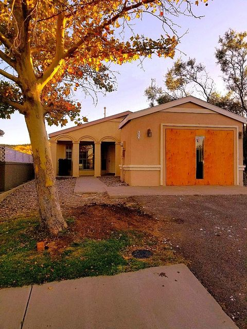 Cute North Hills home with raised ceilings, ceramic tile and laminate flooring in bedrooms, eat-in kitchen, covered patio and more! Property sold in as is condition. No warranties expressed or implied. Please submit copy of approval letter/POF and earnest money with all offers.
