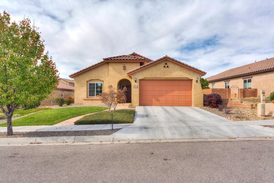Stunning former model home located in the highly desired community of Loma Colorado!  This lovely home features 3 bedrooms, 2 bathrooms, and an oversized kitchen that overlooks the formal dining and living room.  Interior upgrades include 18x18 tile in all wet and living areas, beautiful tile mosaic in entryway, upgraded carpet in bedrooms, upgraded cabinets throughout, utility sink in laundry room, and upgraded countertops and appliances in kitchen.  Pride of ownership shows throughout!  Exterior upgrades include an oversized lot with full landscaping, outdoor kitchen area with gas grill, and lovely view fence.  All appliances are included!  This home looks and feels new!  Schedule your private showing today.