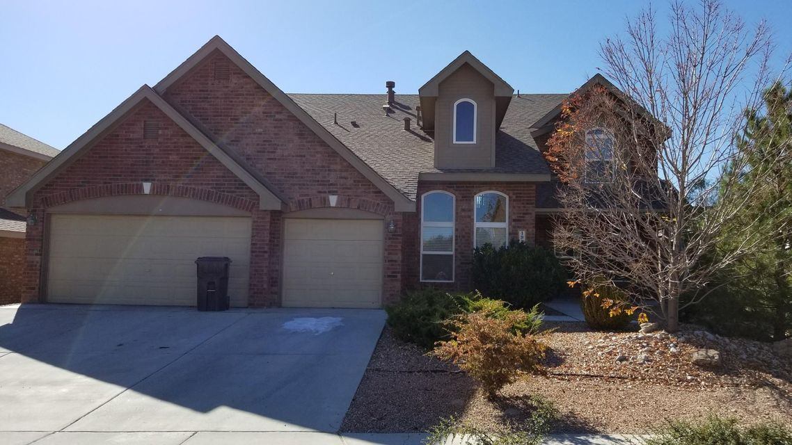 Beautiful Brick home in Cabezon.  This 4 bedroom, 3.5 baths, 3 car garage has everything to offer. Fresh paint throughout with new carpet, huge kitchen with granite countertops, wet bar, loft, walk in closets, and more.... Come See...