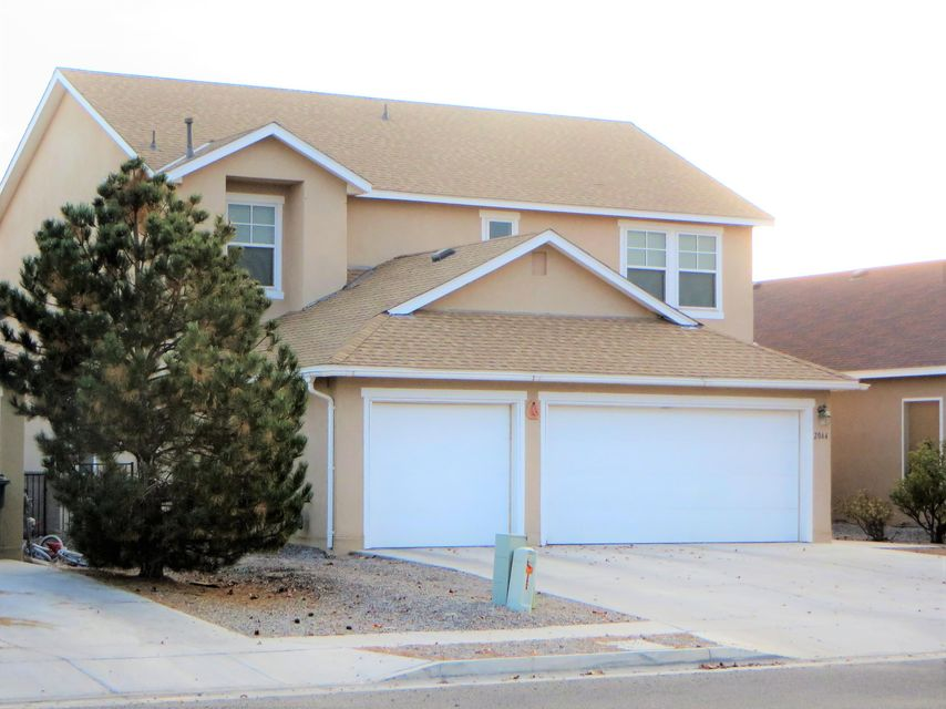 Open House 11/19 1-3pm Fabulous 4-BR Home + Loft, open flrpn, located in Yucatan at Cabezon. No HOA here, but you get to enjoy the swimming pool, parks & all of the Cabezon amenities & Community Center. Original owners...have put their custom touches throughout. Welcoming Foyer/Formal LVRM w/custom designed hardwood floor & tile-inlay from Spain. Chef's kitchen, open to Great-room & breakfast nook. Features large breakfast bar w/tiled back-splash, 42' cabinets, crown molding, pullout drawers, large kit-island, pot rack & walk-in pantry. Large master suite, walk-in closet, double sink, separate shower & jetted tub. Other features: Ref-Air, 2015 Water-heater, 28'x14' Covered Patio, Shed, Christmas package, water softener, upgraded lights fix & fans. Expended backyard wall provides privacy!