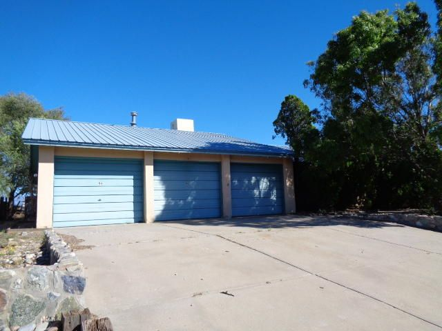 Spacious 3 bedroom, 2 bath house. Cathedral ceiling in the formal living room and dining room.  Large den with wet bar and built-in shelves.  Enclosed patio extends the length of the house.  Plenty of storage in the 3-car garage.  Gorgeous mountain views from the fenced back yard.  Seller must comply with HUD Guidelines 24 CFR 206.125 and property sold As Is.