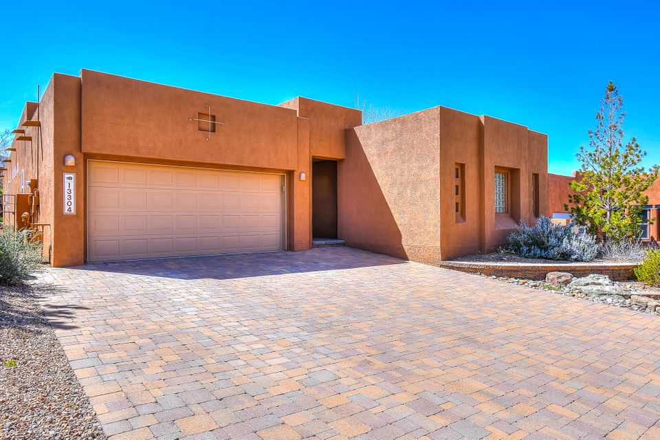 Open house 6/23 1-4. This is it! Truly a buyers dream, step into this Meticulously cared for one story Sivage Thomas home in the highly sought after High Desert gated community. Immaculate 3 bedroom, 3 bathroom, PLUS Casita home with gleaming wood floors, Fresh paint, just installed carpet. The Casita is situated off the secluded courtyard with automatic retractable sunshade to enjoy the water fountain pond. Beautifully landscaped front and back for minimal maintenance, and yes the hot tub stays! Chefs kitchen with custom granite counter tops and double stainless steel oven. Master suite has double shower heads and big walk in closet.Don't forget about the snow melt system under the driveway. Stop dreaming and start living in your dream home today. Call for your private showing to