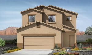 Brand spanking new Express home by DR Horton in our newest gated community. This home is under construction and is expected to be complete in July 2018. This home has a long list of top notch included features such as granite kitchen counters, stainless steel appliances, oversized tile in all the wet areas, refrigerated air, energy efficient construction and even a radon mitigation system.