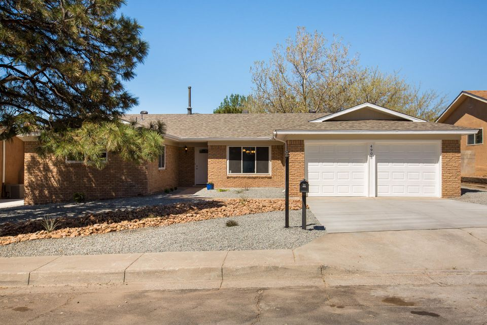 Excellent fully remodeled home near the foothills! This home is one of a kind and is truly turnkey. It has been professionally reconfigured with a very appealing layout and open floor plan. Enjoy the private park like atmosphere the backyard offers. Too many improvements and upgrades to mention. Sure to please the pickiest of buyers!