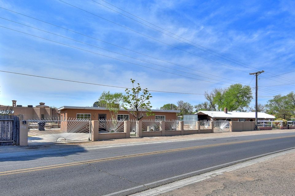 Priced to sell. Well located property just remolded with new stucco, fresh paint throughout the property, new cabinets and carpet. This property has back yard access and much more...