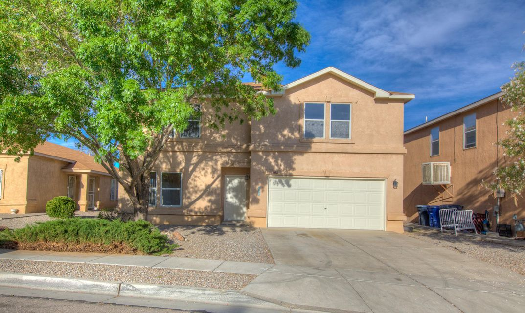 Beautiful home! Neutral color palate. New carpet, new tile, new paint. Granite countertops, kitchen island, pantry and stainless steel appliances. Large bedrooms with plenty of closet space. Huge walk in closet in MBR with separate shower and tub and double sink.