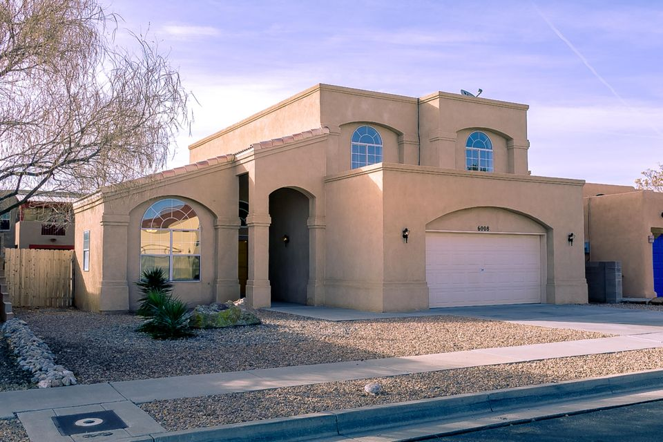 Fabulous Westside Home In Great Location. This Plan Offers A Spacious Greatroom, Dining Area And Office In Addition To 3 Bedrooms.  Large Master Is Its Own Retreat With Private Balcony And Master Bath With Walk-In Closet, Garden Tub, Separate Shower, Double Sinks.  New Paint, Carpet, Light Fixtures, Sink Fixtures and Landscaping. Large Backyard With Covered Patio For Entertaining Or Just Relaxing.