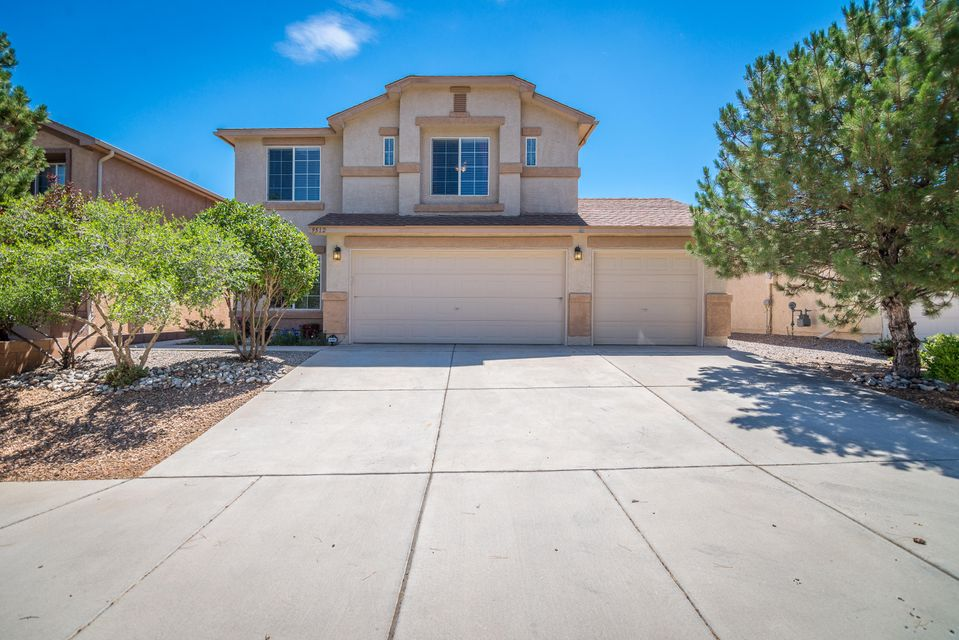 This immaculately presented home with beautiful xeriscape grounds and a three car garage is ready for you to call it home.  This home delivers plenty of space with two large living areas, one on the main level and another on the second floor. The kitchen is open and bright and includes a pantry and plenty of counter and storage space for the chef in the family.  The kitchen has an open plan to the dining and living area, so you won't be cut off from your guests when entertaining. The home also includes three bedrooms, two and a half bathrooms and a bonus room or possible fourth bedroom.  The large master bedroom has a spacious bathroom and large walk in closet with a balcony located just off the master suite.  This gorgeous home is waiting for you.  Call today for a showing.
