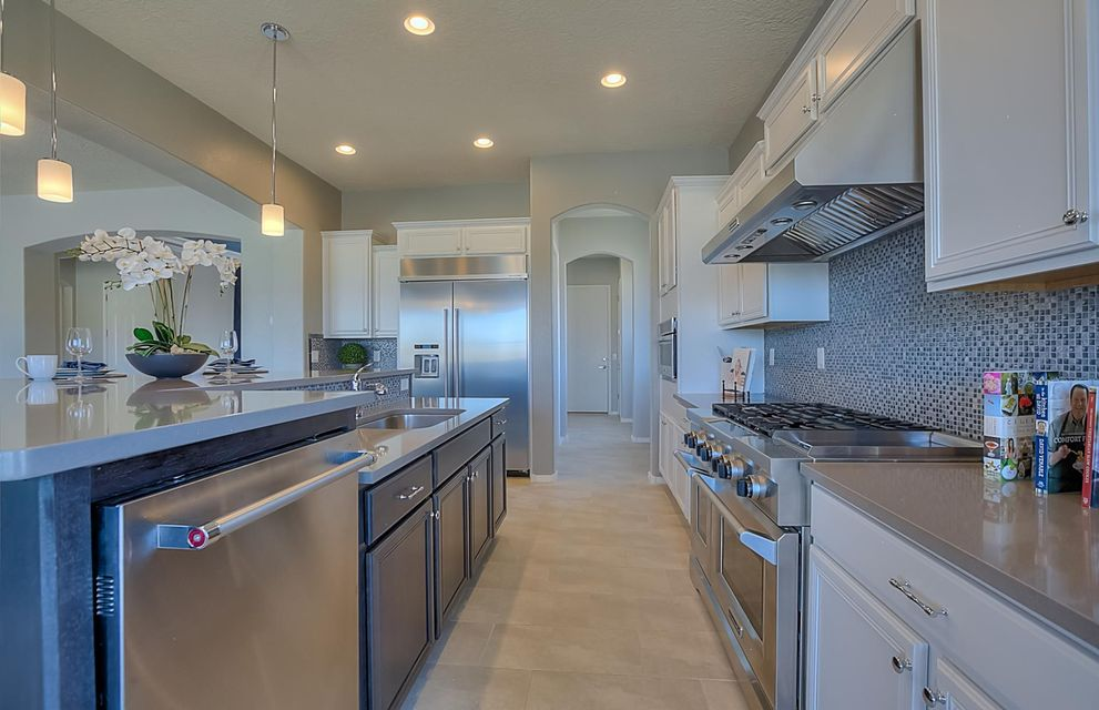 Enjoy our brand new Green built Del Webb Home! Features include 2x6 construcion, tankless water heater w/recirculating pump, 14seer refrigerated air conditioner,  low E windows and so much more.  Our beautiful Journey home has a private courtyard entry and will feature a wonderful kitchen with an oversized island that opens to a bright inviting gathering  and dining room. Significant options include  3 Car Garage, upgraded chefs kithcen includes  SS built in appliances, upgraded tile in extended areas! The guest suite will include a second living area and private entrance!