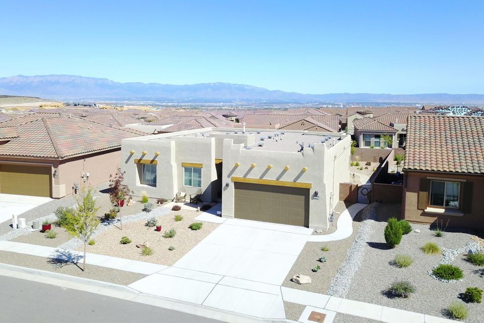 RESORT LIVING AT ITS FINEST. This home exemplifies the essence of Del Webb's exclusive 55+ community.  The welcoming open floor plan showcases all of the upgrades added to this home.  Two large bedrooms along with a bonus room which could be used as an office or second living area. Chef's kitchen with upgraded appliance package and granite counter tops Immaculate finished garage. Exquisite over sized landscaped backyard. Amenity center offers a state of the art fitness center, yoga studio, swimming pool, pickle ball courts and so much more.  This home really does show like a model.  Bring your most particular buyers - they will not be disappointed.