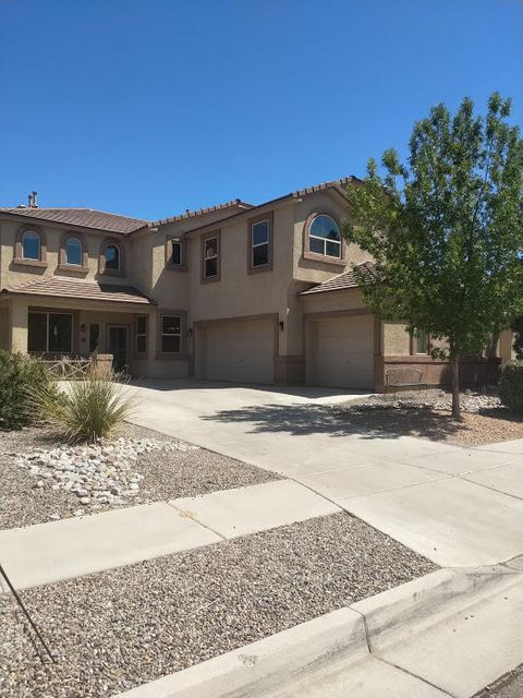 Breathtaking DR Horton home with several updates, open floor plan, high ceilings, spacious kitchen w/breakfast nook, a formal living and dining room.  The loft offers endless possibilities, game room, play room, movie room! Huge master bedroom with a jetted tub. Enjoy the outdoors with a covered patio and newly installed turf makes this HOME a perfect GEM for entertaining. Community Park close by. Updates include New Flooring, Tankless Water Heater, Retractable Blinds and much more.