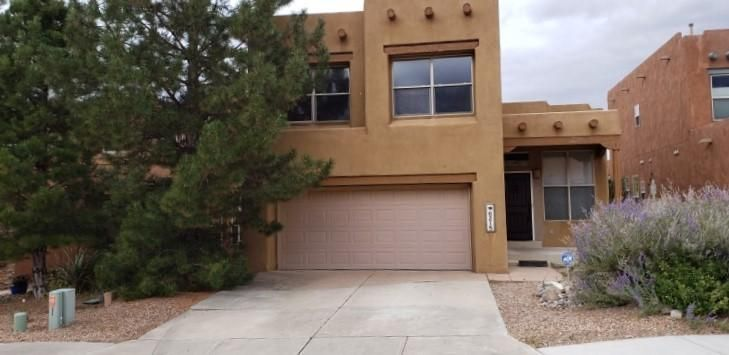 Come take a look at this Beautiful 2-story home in gated community (with pool and park area) in High Desert. Two living areas,open kitchen to family room which opens to backyard, kiva style fireplace. Large master suite, plus 2 guest bedrooms upstairs.  This property may qualify for Seller Financing (Vendee).