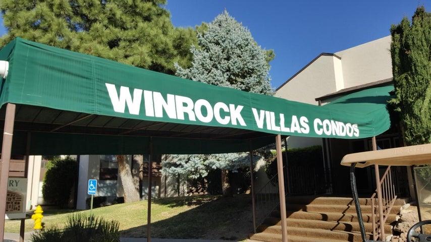 Welcome Home to Winrock Villas Condos!