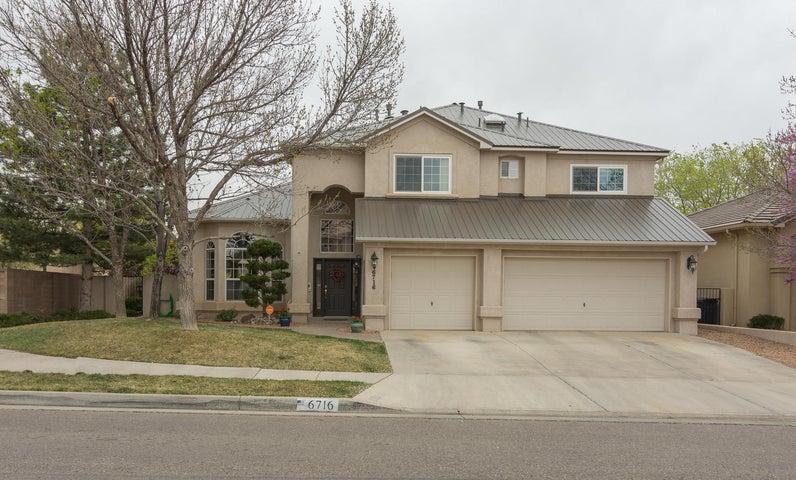 6716 Suerte Place NE, Albuquerque, NM 87113