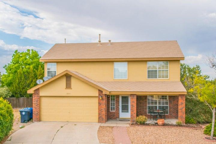 8143 Sheffield Place NW, Albuquerque, NM 87120