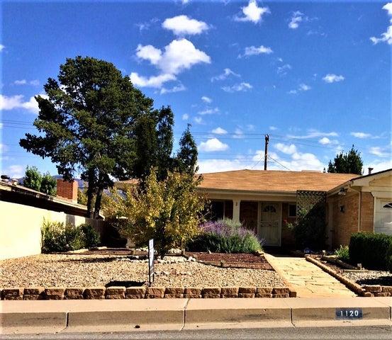 1120 Kentucky Street NE, Albuquerque, NM 87110