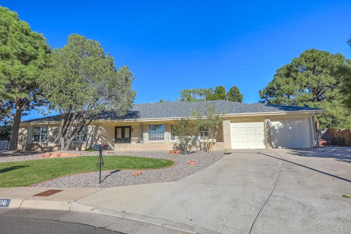 Beautiful Cul-de-sac Lot with RV parking and New Roof!