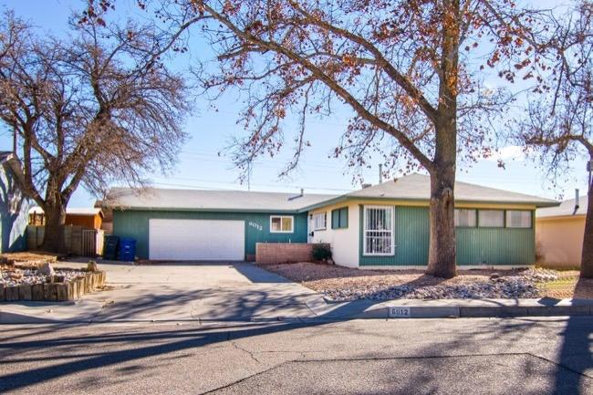 6012 Arvilla Avenue NE, Albuquerque, NM 87110