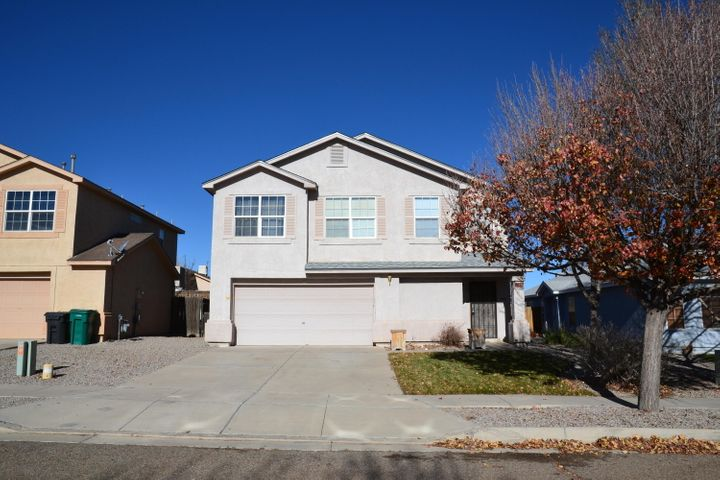 What a great find! This 4 Bedroom 2 1/2 bath is ready for a new owner.  In 2018 the seller replaced the ROOF,SEVERAL BLINDS,GAS STOVE, and a new refrigerator! In 2017 The seller replaced the Furnace and added a new washing machine!  This home has an great kitchen with an eating area flowing into a large living room!  Upstairs there are 3 large bedrooms and an enormous Master Bedroom with a walk in closet---deck----large master bathroom with a garden tub and double vanity!  Call me to see this home before its gone!Move into this house with as little as ZERO to $500 Down if qualified!