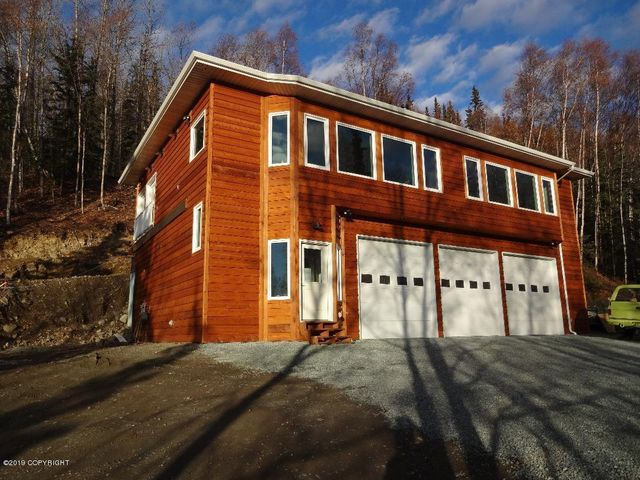19355 High Bluff Drive, Eagle River, AK 99577