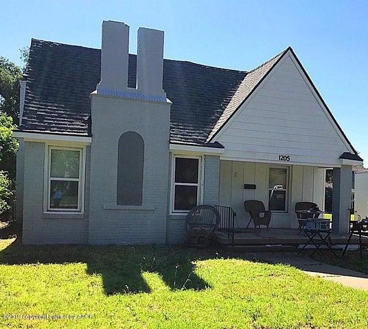 1205 S BOWIE ST, Amarillo, TX 79102