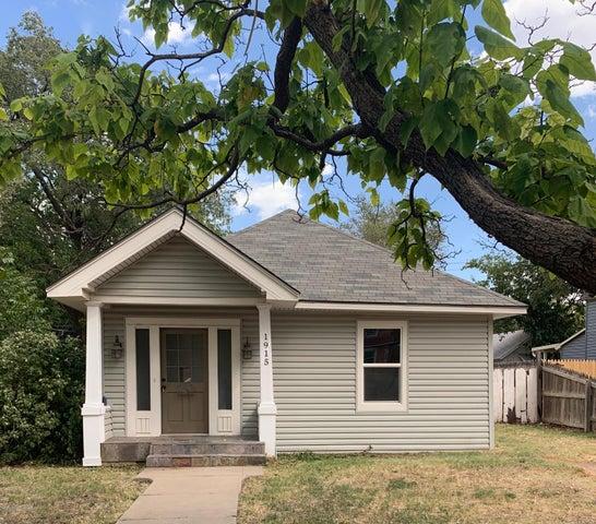 1915 S VAN BUREN ST, Amarillo, TX 79109