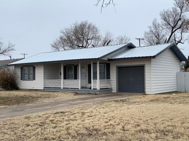 3812 PARKER ST, Amarillo, TX 79110