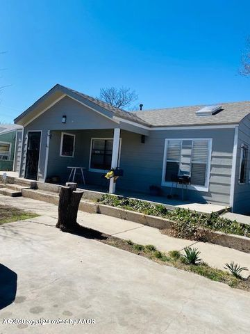 1311 N GRANT ST, Amarillo, TX 79107