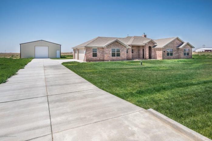 17301 TRINITY AVE, Amarillo, TX 79012