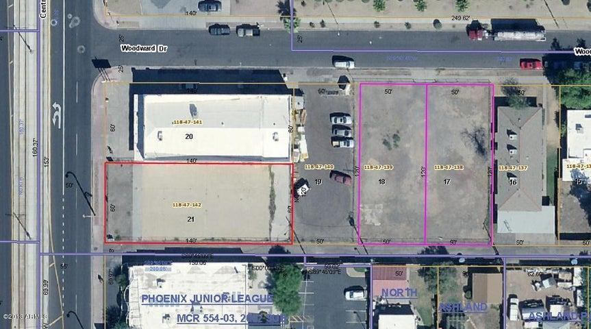 19 E WOODWARD Drive, 18, Phoenix, AZ 85004