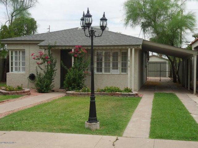 1610 W LYNWOOD Street, Phoenix, AZ 85007