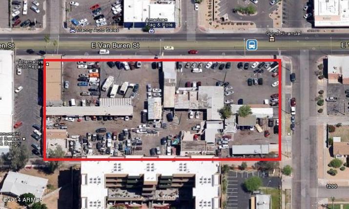 1125 E VAN BUREN Street, 70, Phoenix, AZ 85006