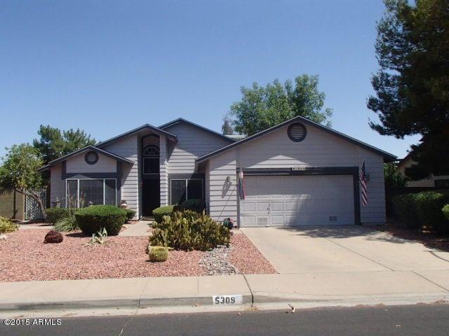5309 E Fountain Street, Mesa, AZ 85204