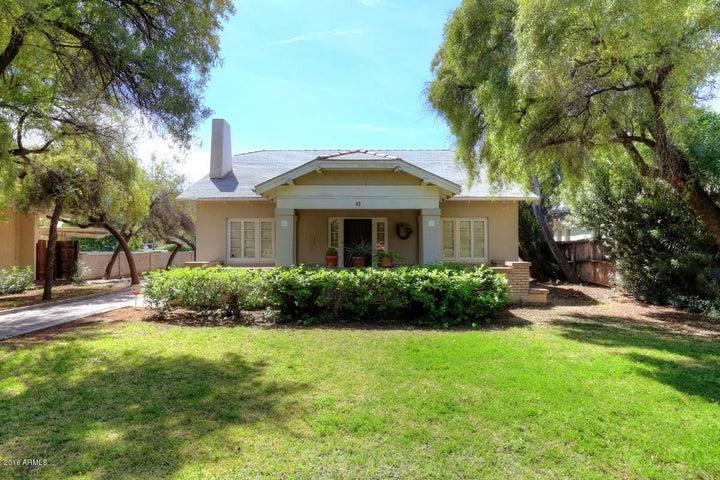 87 E MONTE VISTA Road, Phoenix, AZ 85004