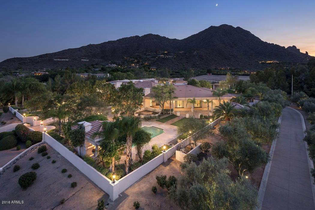 5600 N Saguaro Road, Paradise Valley, AZ 85253