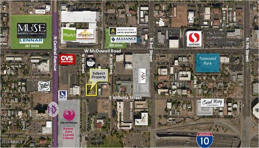 102 E WILLETTA Street, 1, Phoenix, AZ 85004